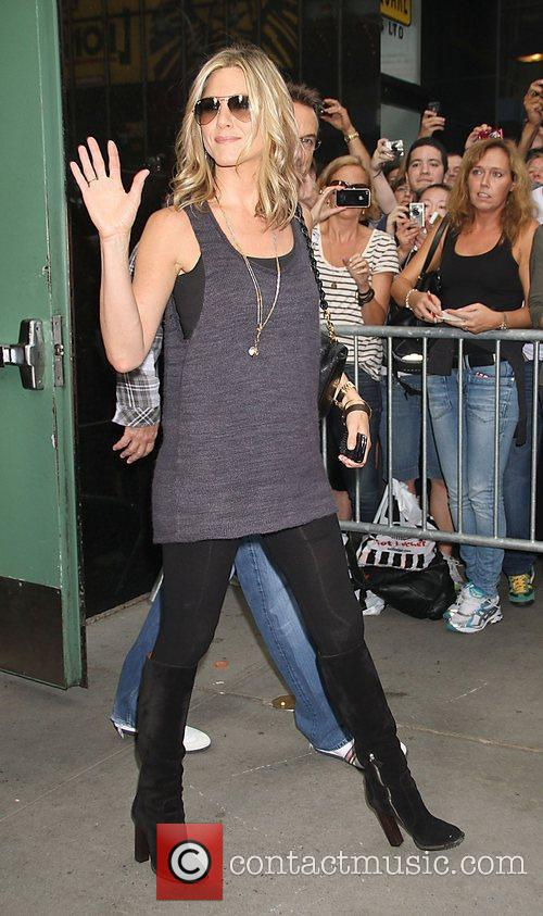 Jennifer Aniston and Good Morning America 6