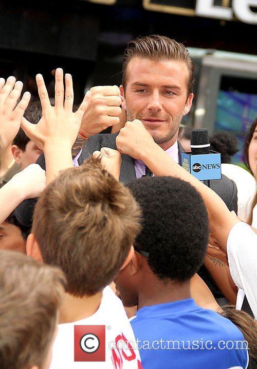 David Beckham 24