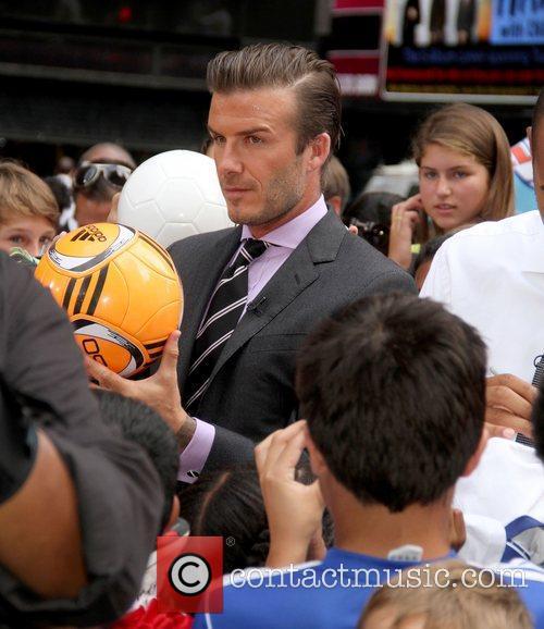 David Beckham 36