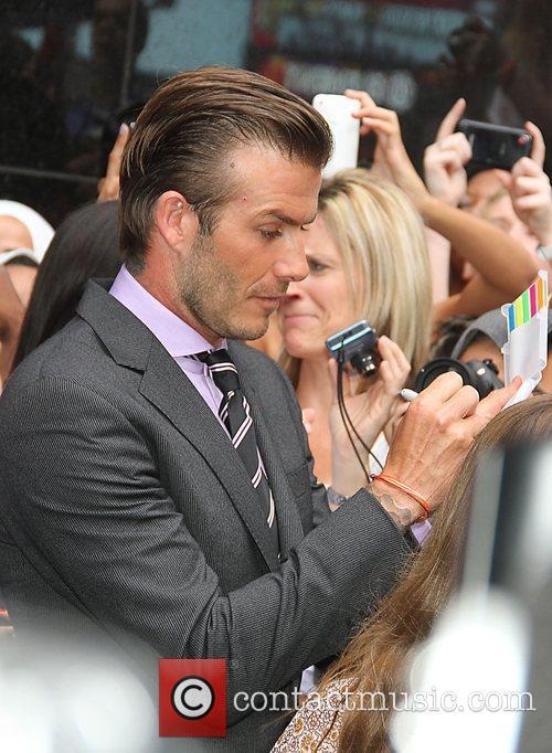David Beckham 32
