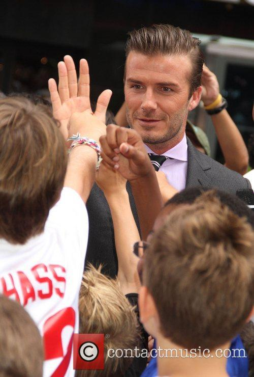 David Beckham 29