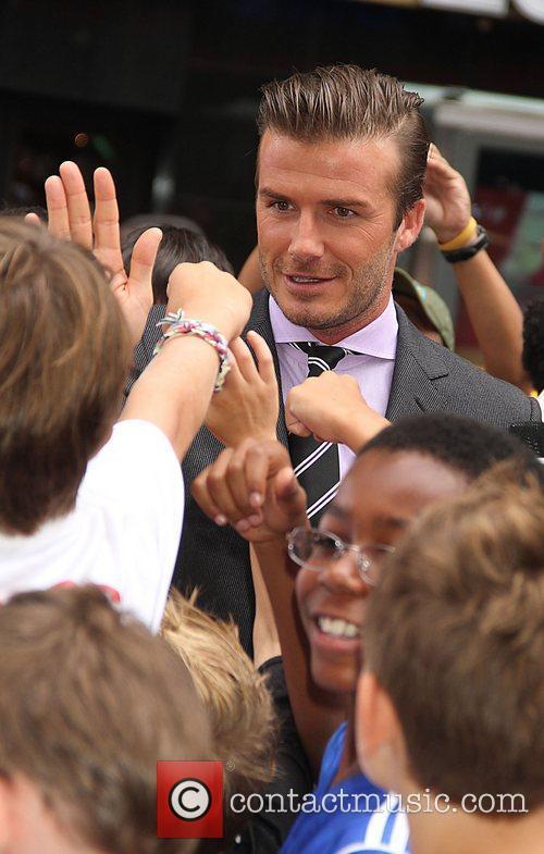 David Beckham 26