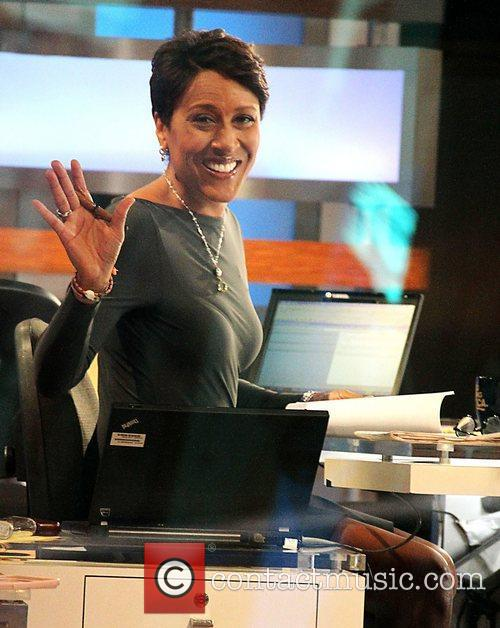 Robin Roberts 'Good Morning America' to announce the...