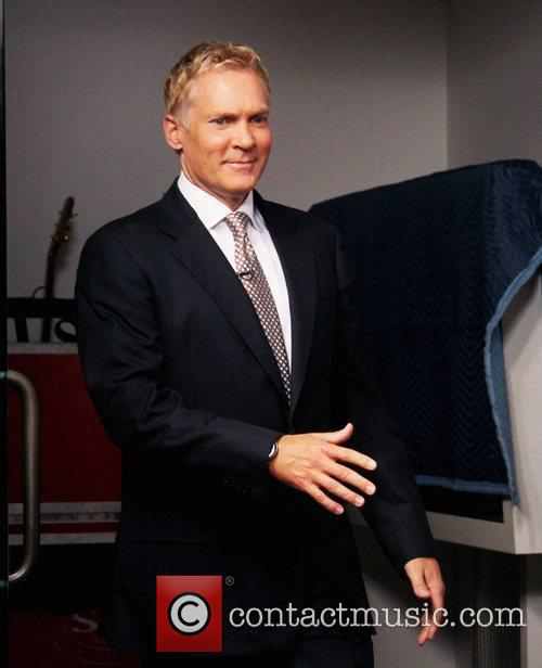 Sam Champion 'Good Morning America' to announce the...
