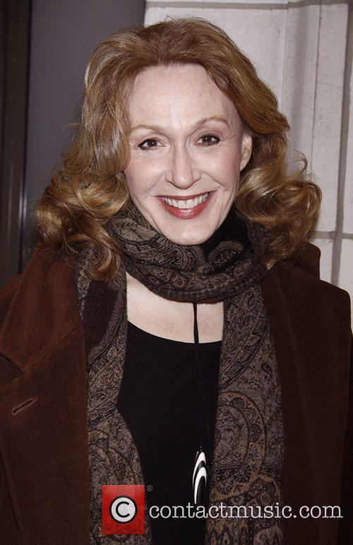 Jan Maxwell Opening night of the Broadway production...
