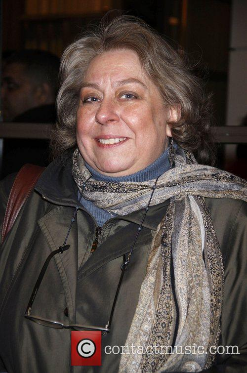 Jayne Houdyshell Opening night of the Broadway production...