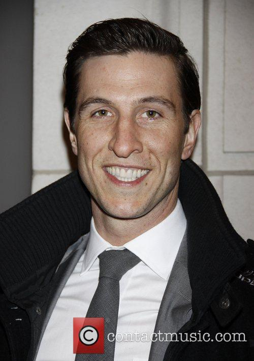 Pablo Schreiber Opening night of the Broadway production...