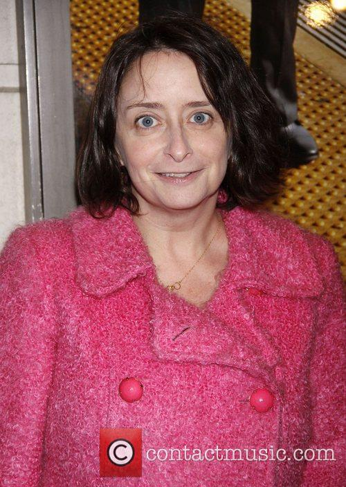 Rachel Dratch Opening night of the Broadway production...