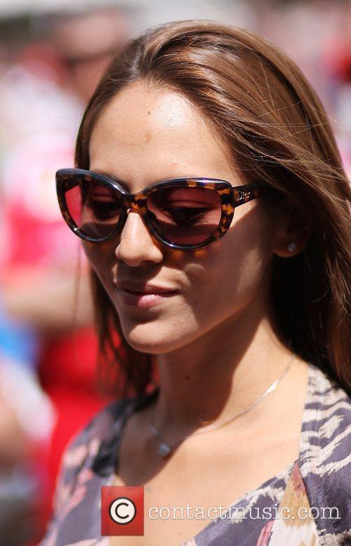 Jessica Michibata The Goodwood Festival of Speed -...
