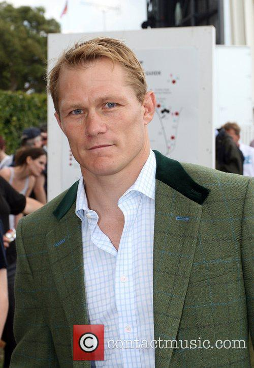 Josh Lewsey The Goodwood Festival of Speed -...