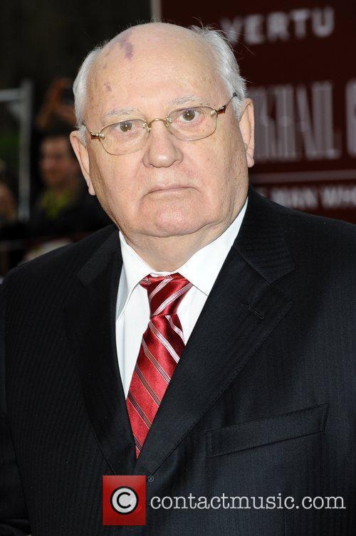 Mikhail Gorbachev 1