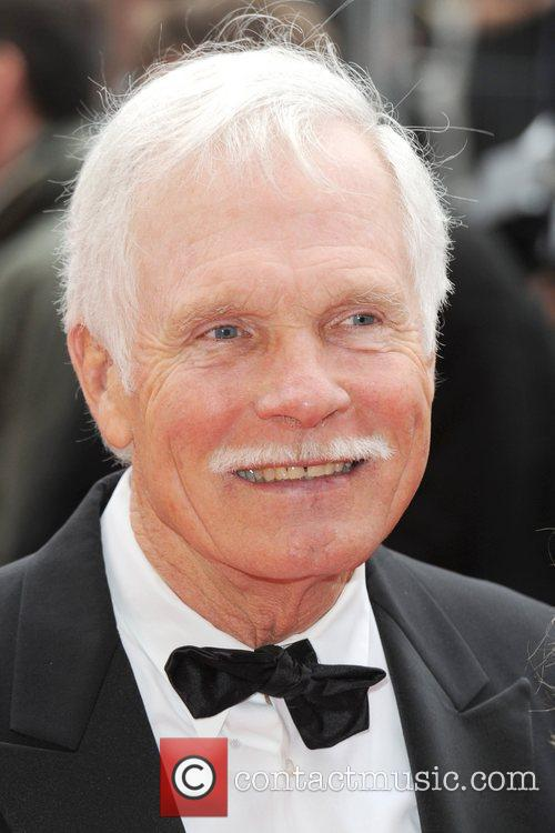 Ted Turner Attends The Gorbachev Gala
