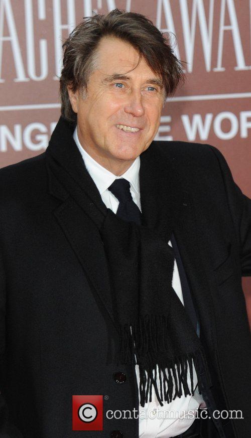 Bryan Ferry attends Mikhail Gorbachev 80th birthday -...