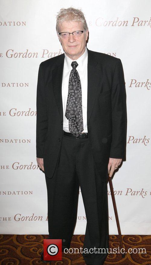 Sir Ken Robinson at the Gordon Parks Foundation...