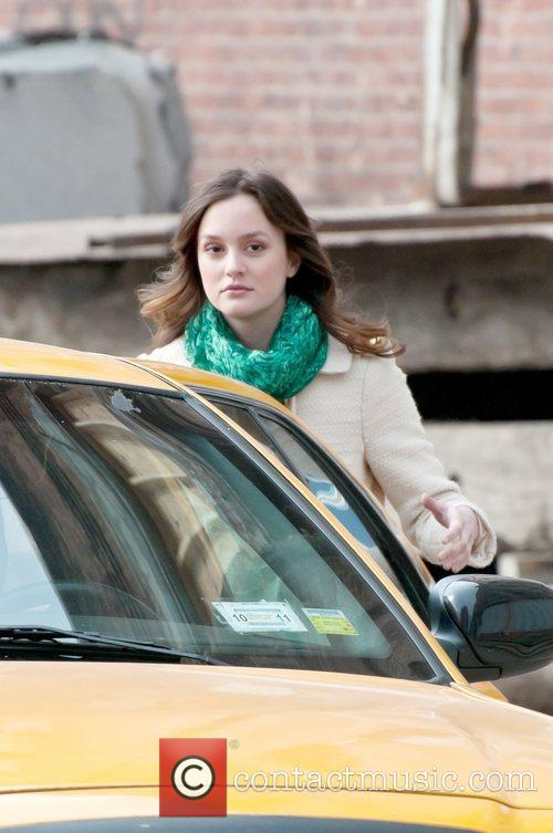 Leighton Meester, Brooklyn and Gossip Girl 8