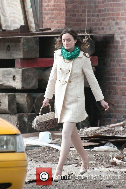Leighton Meester, Brooklyn and Gossip Girl 7