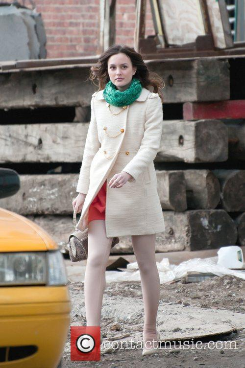 Leighton Meester, Brooklyn and Gossip Girl 10