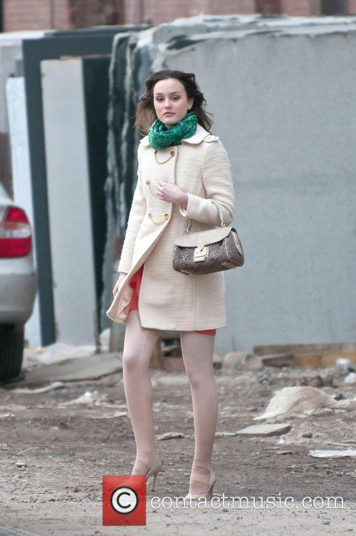 Leighton Meester, Brooklyn and Gossip Girl 5