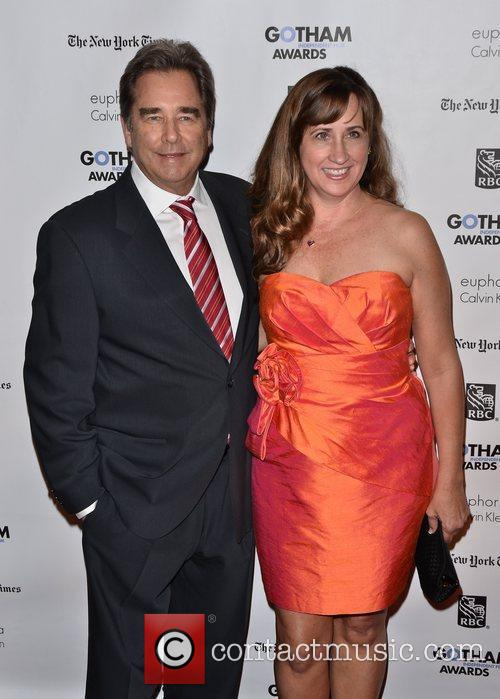 Beau Bridges  Gotham Awards 2011 - Arrivals...