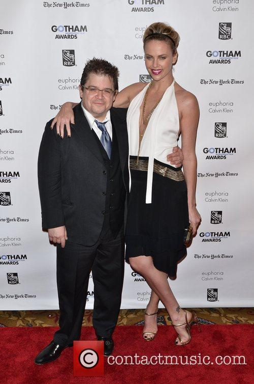 Charlize Theron and Patton Oswalt 10