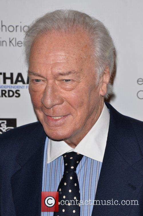 Christopher Plummer  Gotham Awards 2011 - Arrivals...