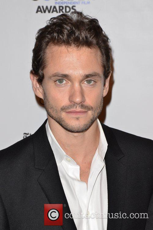 Hugh Dancy  Gotham Awards 2011 - Arrivals...