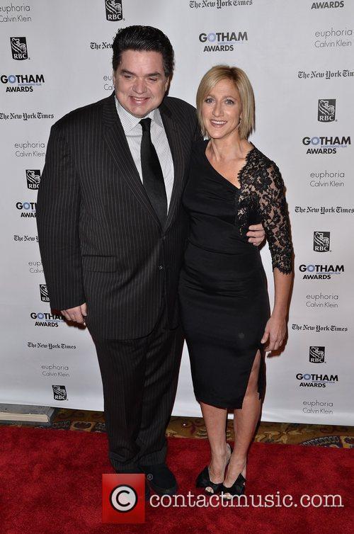 Oliver Platt and Edie Falco 1