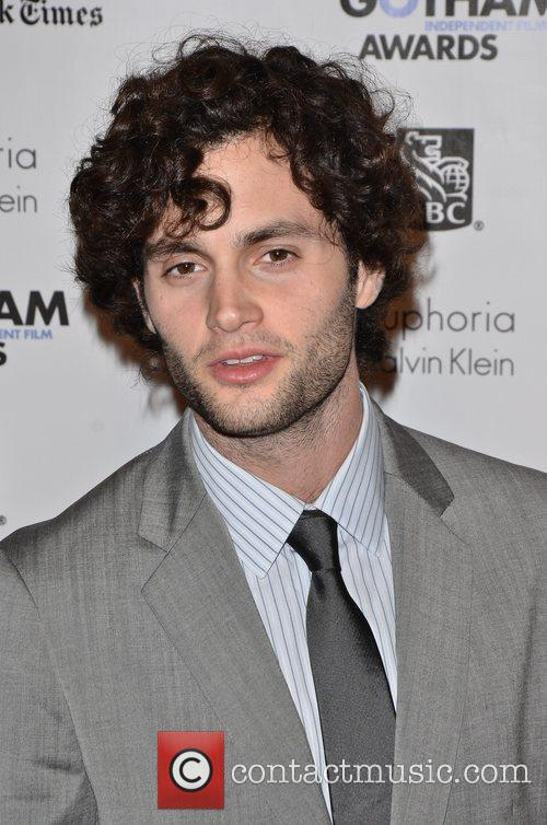 Penn Badgley  Gotham Awards 2011 - Arrivals...