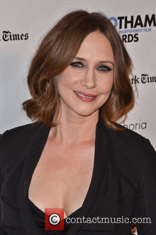 Vera Farmiga  Gotham Awards 2011 - Arrivals...
