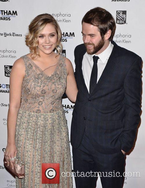 Elizabeth Olsen and Sean Durkin  Gotham Awards...