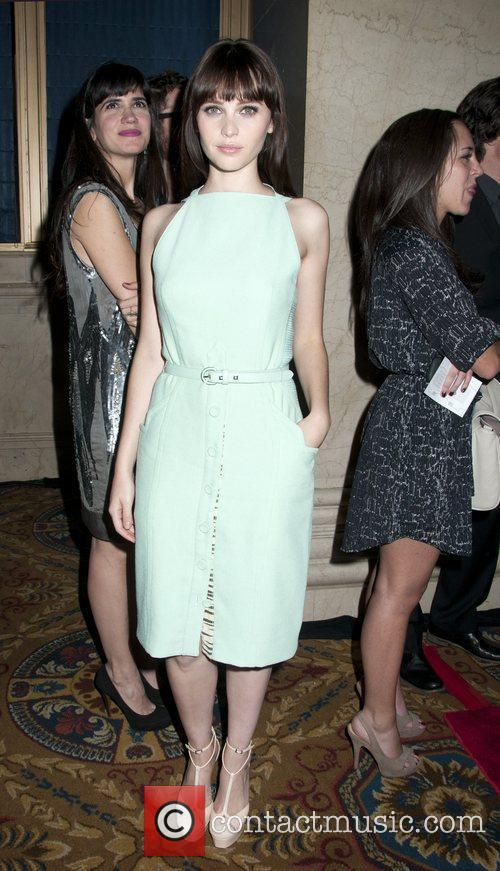 Felicity Jones IFP's 21st Annual Gotham Independent Film...