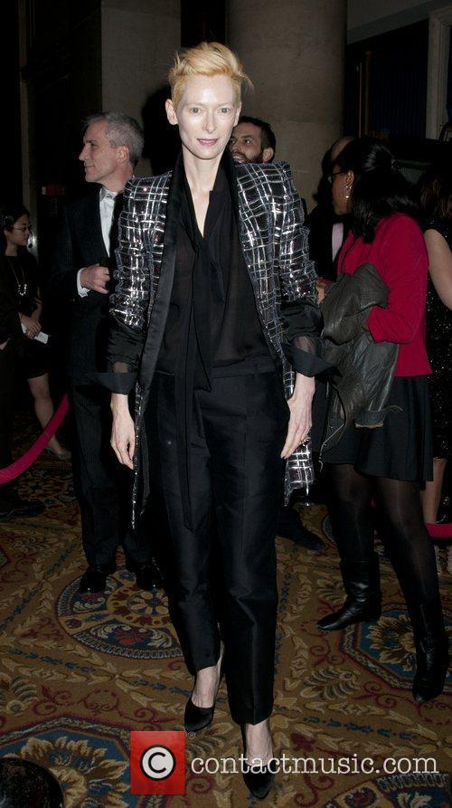 Tilda Swinton IFP's 21st Annual Gotham Independent Film...