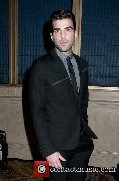Zachary Quinto IFP's 21st Annual Gotham Independent Film...