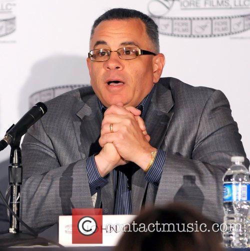 John Gotti Jr. 'Gotti: Three Generations' press conference...