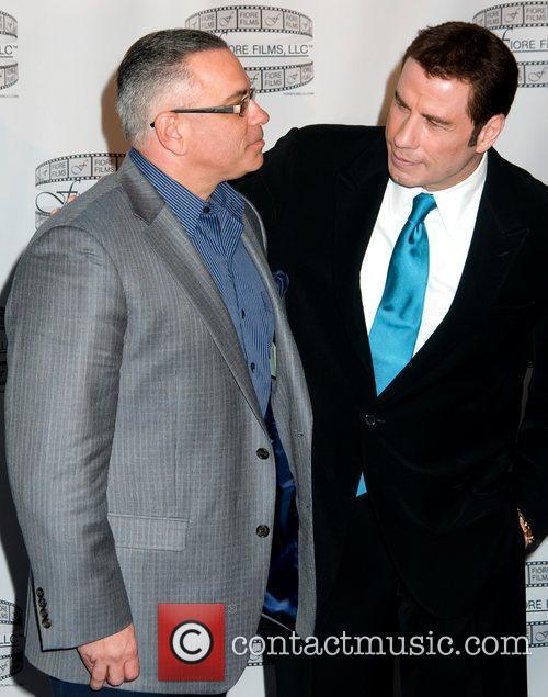 John Gotti Jr. and John Travolta 'Gotti: Three...