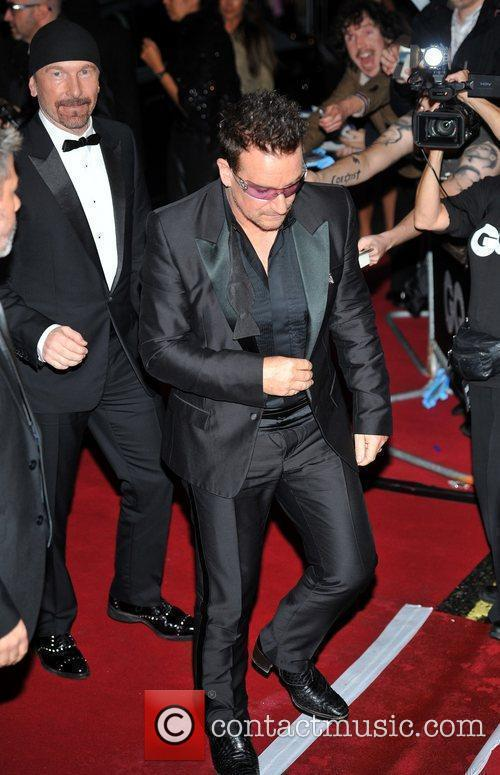 Bono and The Edge 2011 GQ Men of...