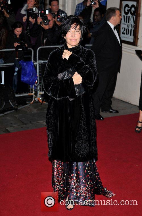 Charlene Spiteri 2011 GQ Men of the Year...