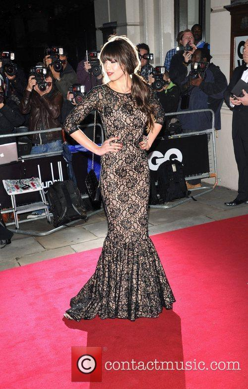 Daisy Lowe 2011 GQ Men of the Year...