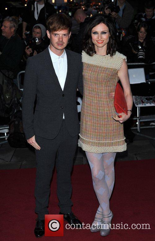 Sophie Ellis-Bextor 2011 GQ Men of the Year...
