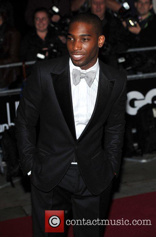 Tinie Tempah 2011 GQ Men of the Year...