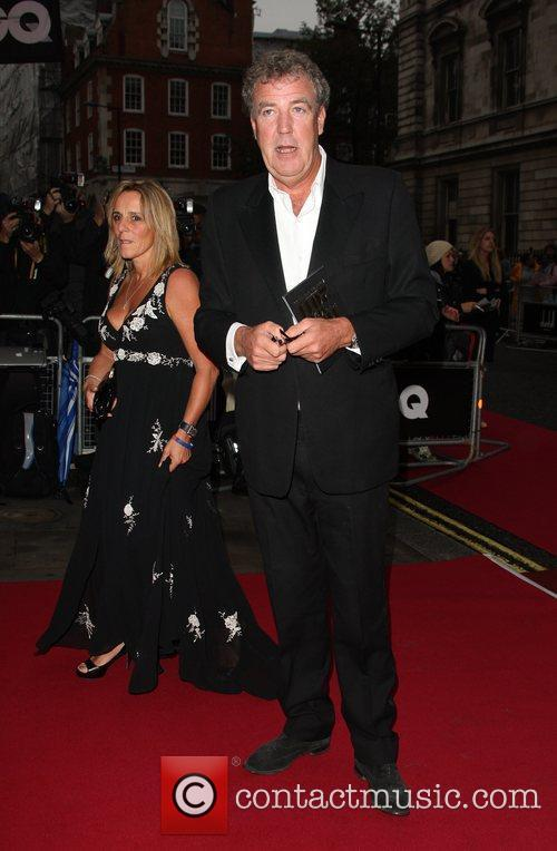 Jeremy Clarkson GQ Men of the Year Awards...