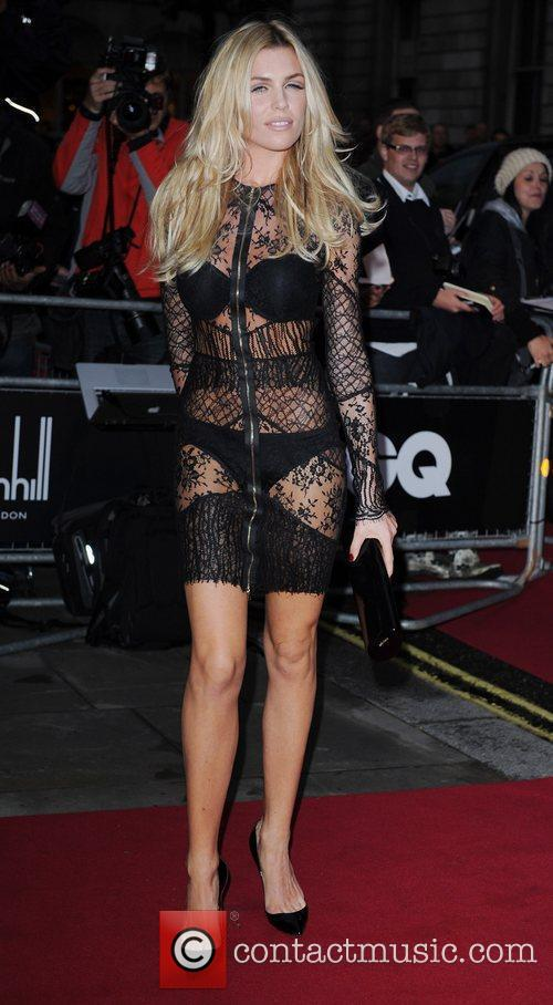 Abbey Clancy GQ Men of the Year Awards...