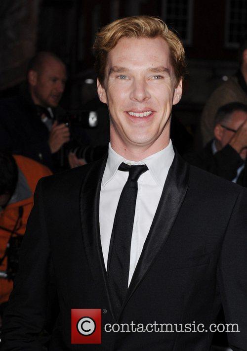 Benedict Cumberbatch GQ Men of the Year Awards...