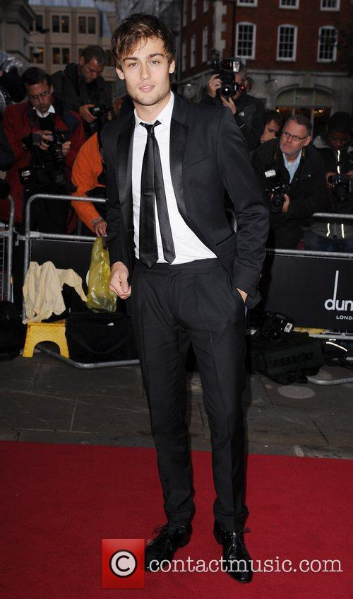 Douglas Booth GQ Men of the Year Awards...
