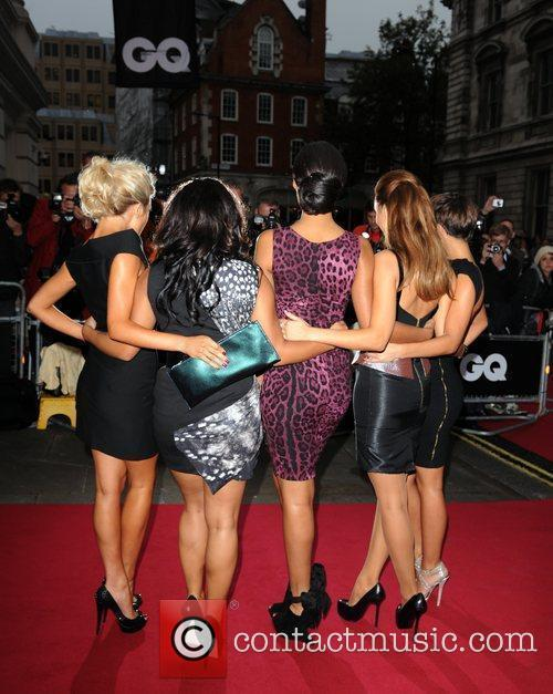 Frankie Sandford, Mollie King, Rochelle Wiseman, The Saturdays, Una Healy and Vanessa White 1