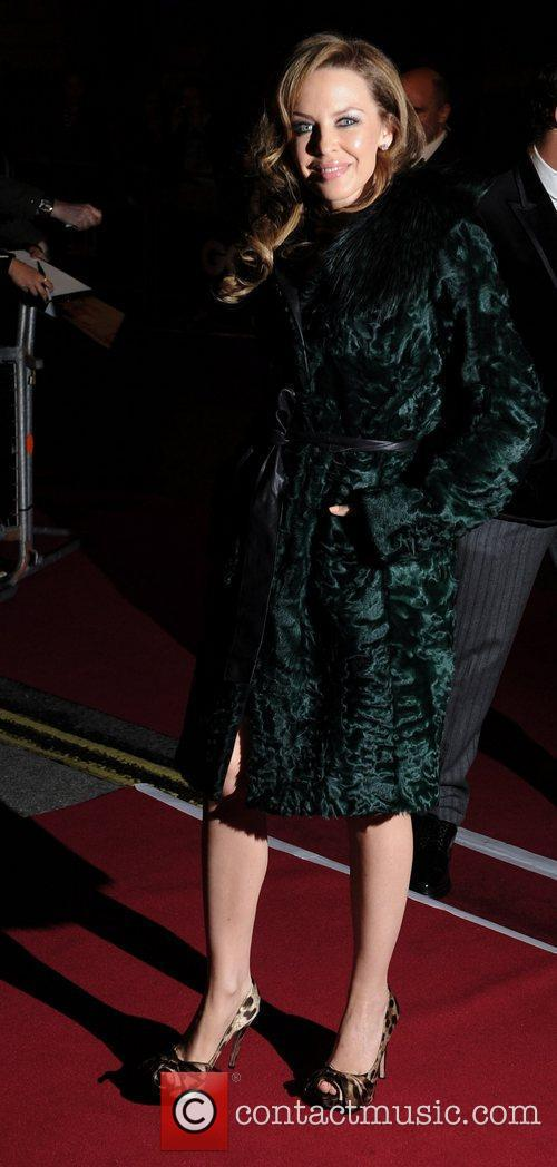 Kylie Minoge GQ Men of the Year Awards...