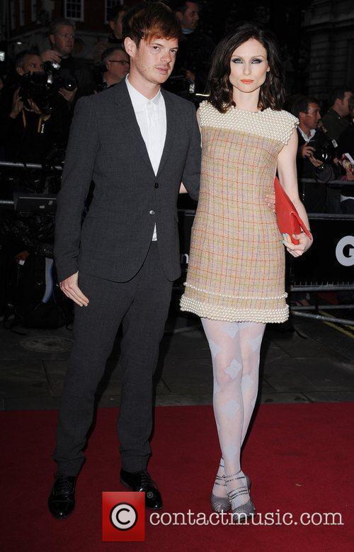 Richard Jones and Sophie Ellis Bextor GQ Men...