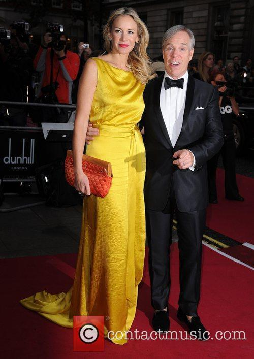 Dee Ocleppo and Tommy Hilfiger GQ Men of...