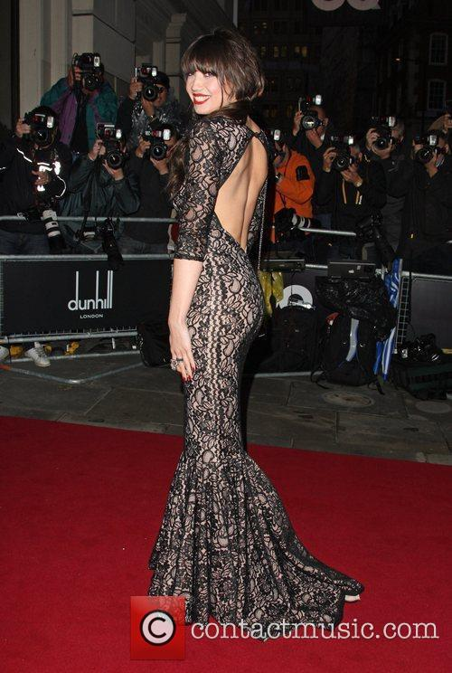 Daisy Lowe GQ Men of the Year Awards...