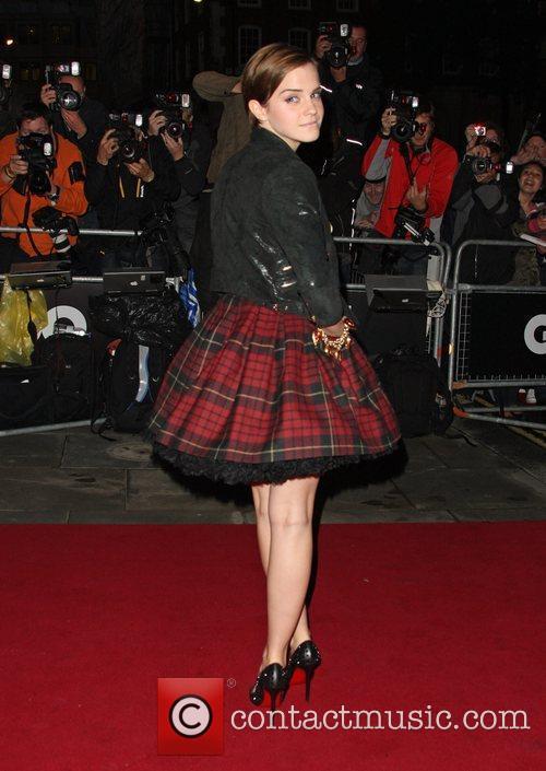 Emma Watson GQ Men of the Year Awards...
